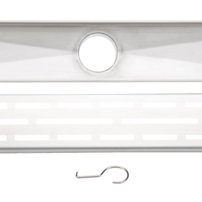 BAI 0562 Stainless Steel Linear Shower Drain