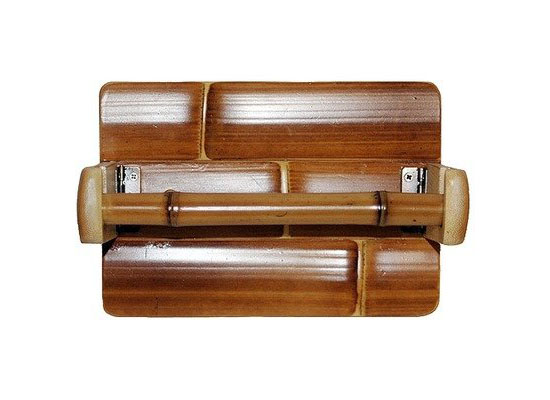 Paper Bamboo Bamboo Toilet Paper Holder is
