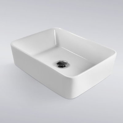 Decor Star CB-013 Bathroom Porcelain Ceramic Vessel Vanity Sink Art Basin