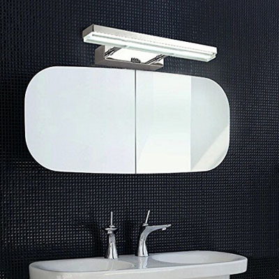 Dailyart Stainless Steel Acryl 10w Led Bathroom Light