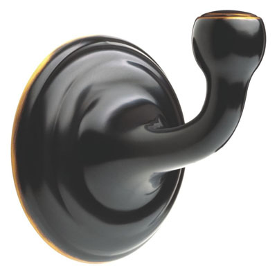 Delta Faucet 79635 Windemere Robe Hook - Oil Rubbed Bronze Hook
