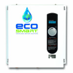 Never Run Out of Hot Water with Ecosmart ECO 27 Electric Tankless Water Heater