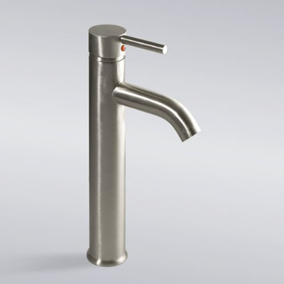 Euro Modern Contemporary Bathroom Lavatory Vanity Vessel Sink Faucet