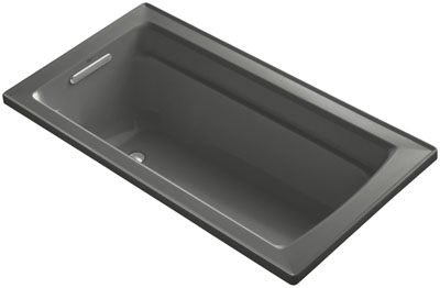 KOHLER K-1123-0 Archer 5-Foot Bathtub