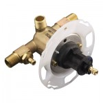 KOHLER K-304-KS-NA Rite-Temp Pressure Balancing Valve Provides Safe and Comfortably Water Supply