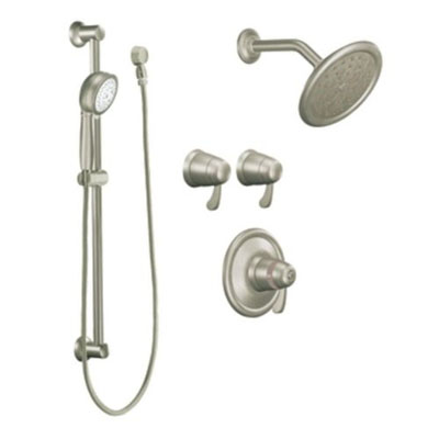 Moen TS270BN ExactTemp Transfer Vertical Spa Trim Kit