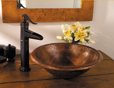 Pfister T40YP0Y Ashfield Vessel Bathroom Faucet