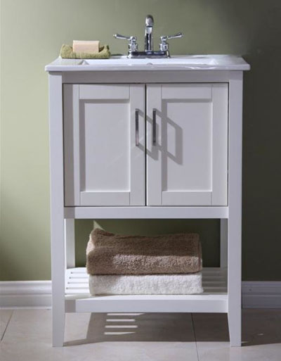 Reynal 24-inch Single Bathroom Vanity Set