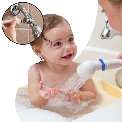 Rinse Ace 3241com Tub and Shower Baby and Toddler Rinser