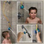 Let Your Kids Enjoy Shower Too With Rinse Ace 3901 My Own Shower Children's Showerhead
