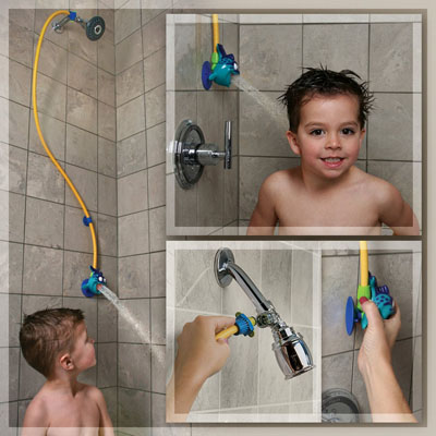 Rinse Ace 3901 My Own Shower Children's Showerhead