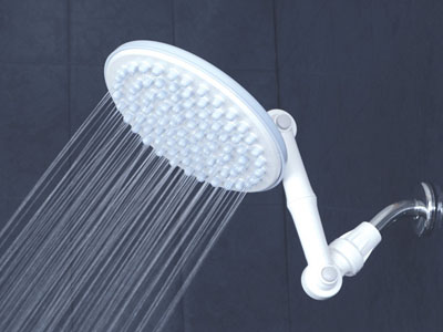Use Thunderhead TH001 High Pressure Rain Shower Head For A Rain Like Shower E