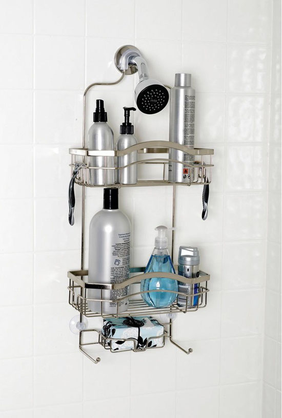 Incroyable Zenith Products U201cKempu201d No Rust Shower Caddy